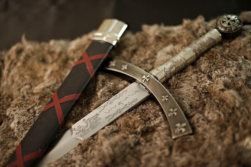 Épée de la Septième Croisade