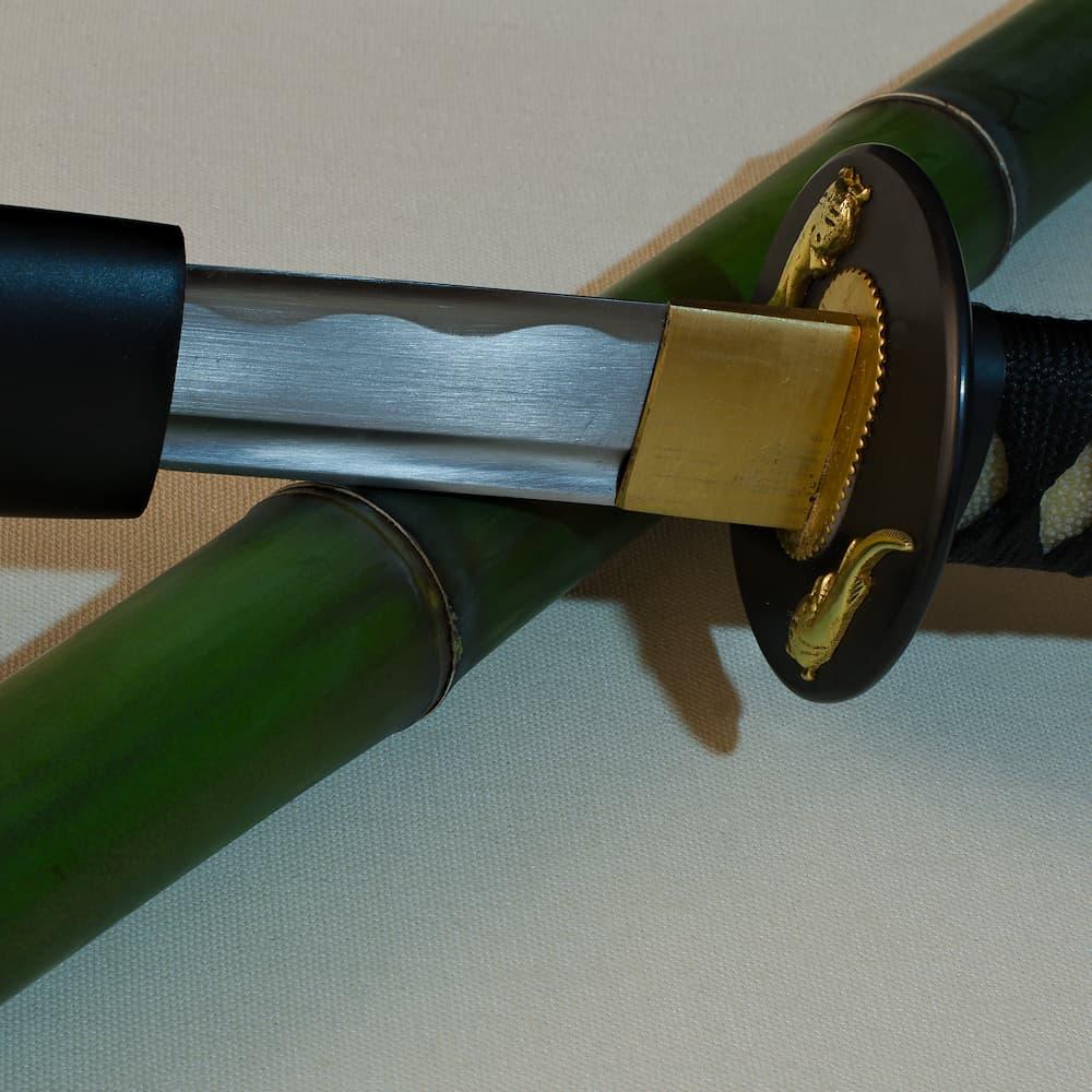 Katana aiguisé Kyōteki (Kyouteki, « ennemi fort » 強敵)
