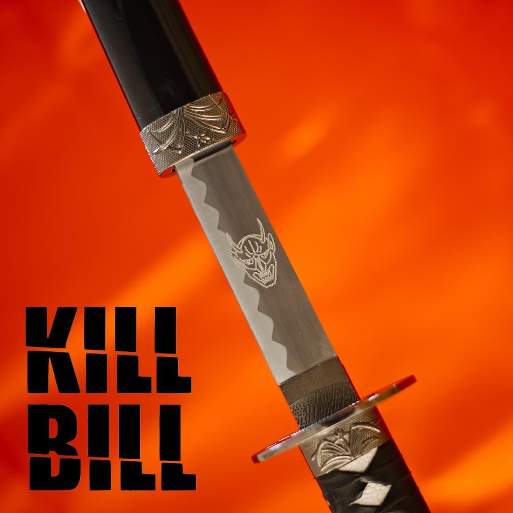 Katana de Bill, modèle de décoration du film « Kill Bill »