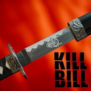 Katana de collection du film « Kill Bill » (katana de Bill)