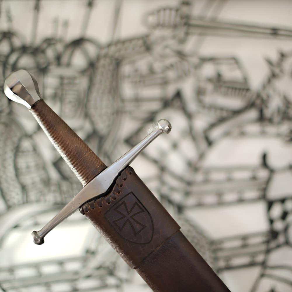 Épée médiévale allemande