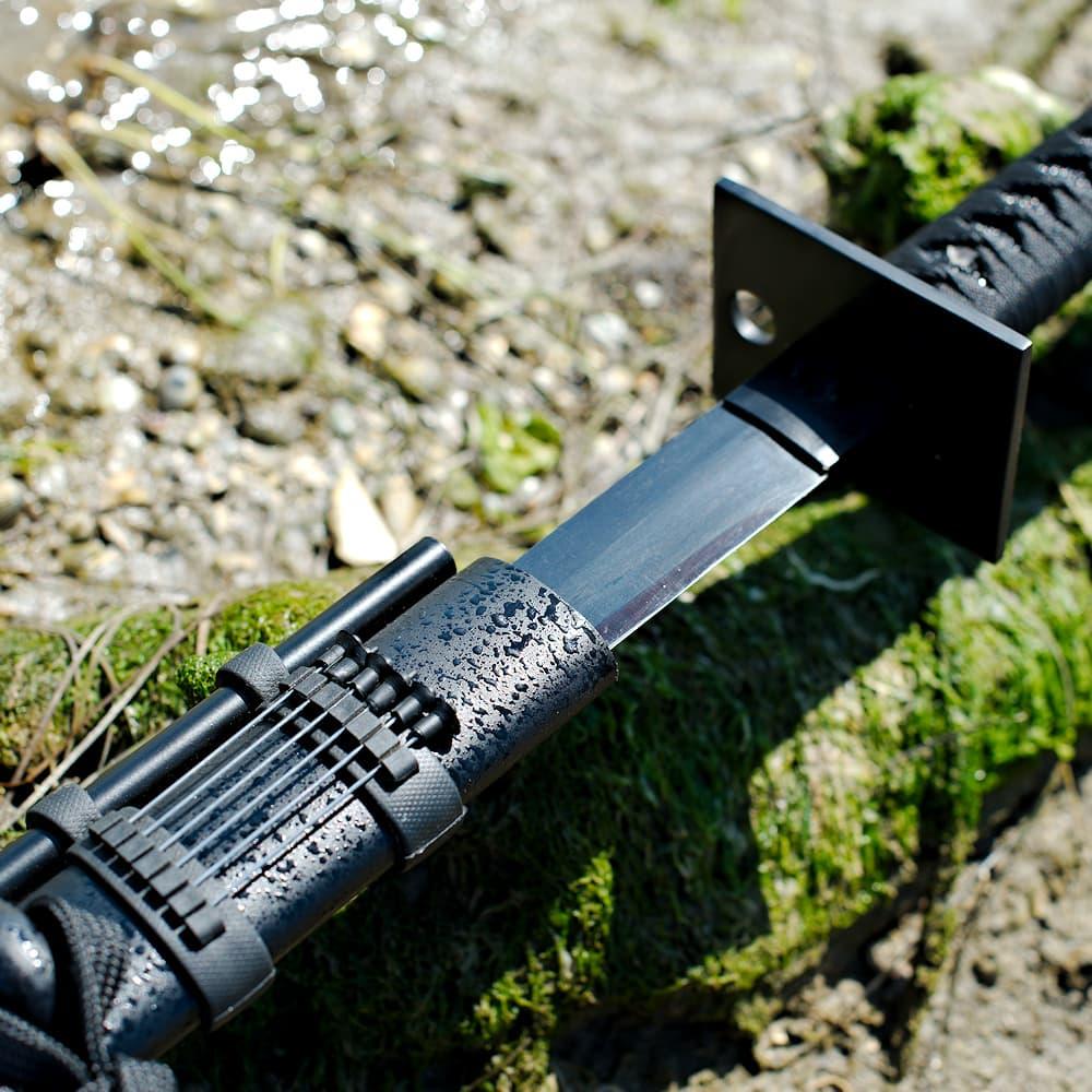 Ninjatō (忍者刀) « Le Furtif », sabre de ninja (忍者)