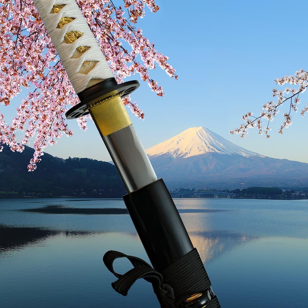 Katana aiguisé Konohana-no-Sakuya (木花之佐久夜)