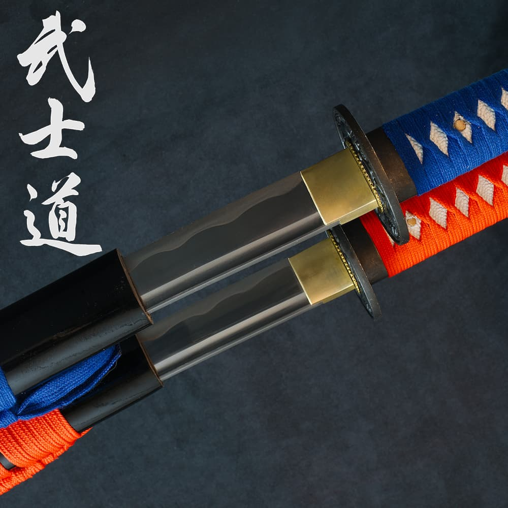 Bushidō, katanas aiguisés (武士道 la voie du guerrier)